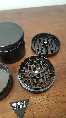 "Space Case Grinder - **1 week sale only** 2.5"" (63mm)*FAST SHIPPING!*Best Price!"