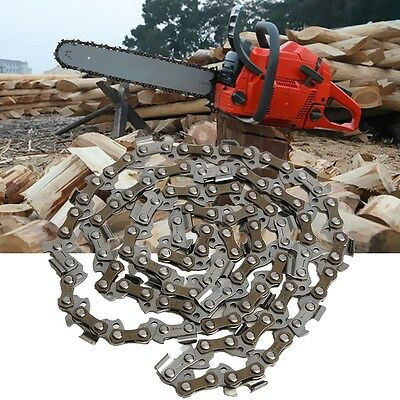 UK 16'' 57 Drive Links Chainsaw Guide Bar & Saw Chain For Qualcast GCS400, PC40