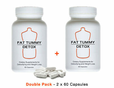 Skinny Choc Mint - Detox & Weight Loss Capsules - 2 x 60 pack - 40% Off Price