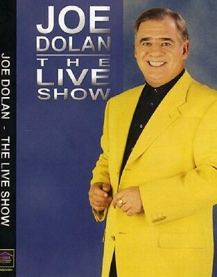 Joe Dolan - The Live Show DVD 20 of His Great Songs.....DVD: 0/All (Region Free)