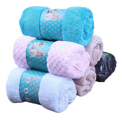 Super Absorbent Pet Towel Large Microfibre Puppy Cat Drying Cleaning Blanket