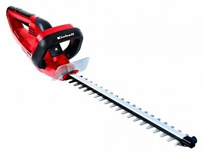Hedge Trimmer Electric With 45 Cm Cutting Length Grass Garden Trimmer Brand New