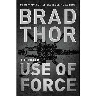 Use of Force by: Brad Thor- MP3/AUDIOBOOK