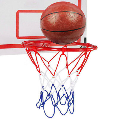 """Basketball Ring Hoop Net 18"""" 45cm Wall Mounted Outdoor Hanging Professional"""