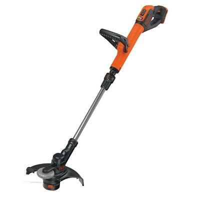 Black Decker Lithium Ion Strimmer Bare Unit 28 Cm 18 V Optimal Comfort