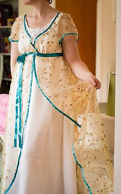 Made To  Order Regency Style Ball gown
