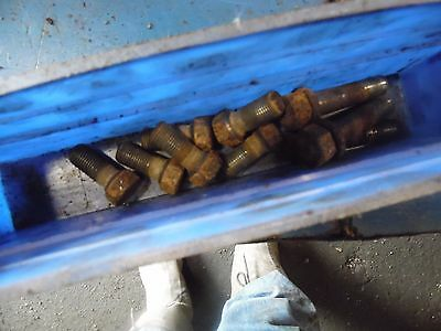 1951 Farmall Super A tractor rear wheel studs