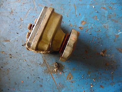1951 Farmall Super A tractor light switch
