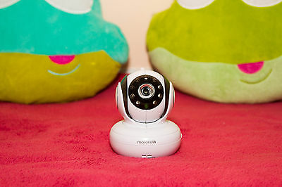 Motorola MBP36SBU Digital Video Baby Monitor Accessory Camera (CAMERA ONLY)