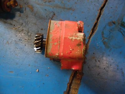 1951 Farmall Super A tractor hydraulic pump