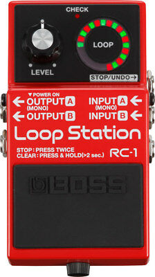 Boss RC-1 Loop Station - NEU