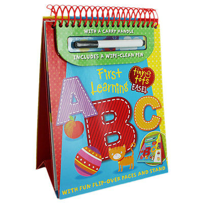 Tiny Tots First Learning ABC (Hardback), Children's Books, Brand New