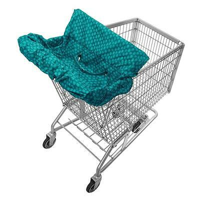 Infantino  Chair Grocery Shopping Cart Cover Fold Baby Toddlers Safety Harness