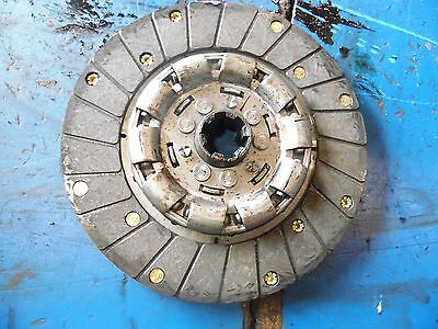 1951 Farmall Super A tractor clutch disc