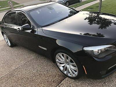 2012 BMW 7-Series Sedan BMW 2012 750Li-Active Hybrid