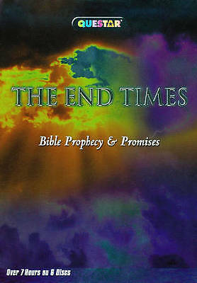 The End Times (DVD, 2010, 6-Disc Set) NEW SEALED