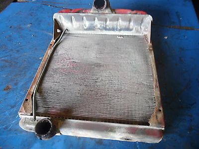 1951 Farmall Super A tractor radiator