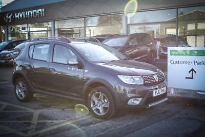 2017 17 DACIA SANDERO STEPWAY 1.5 dCi Ambiance 5dr in S