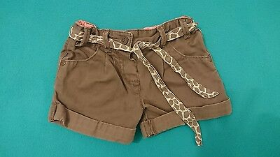 Gorgeous girls shorts aged 12-18 months