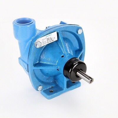 """Hypro Centrifugal Pump 9203C 140 gpm, 170 psi. Max RPM 6000, 5/8"""" Solid Shaft."""