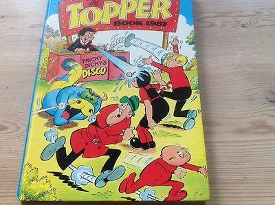 The Topper Annual 1987