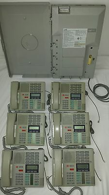 Nortel Norstar Meridian  4 x 8 Office Phone System