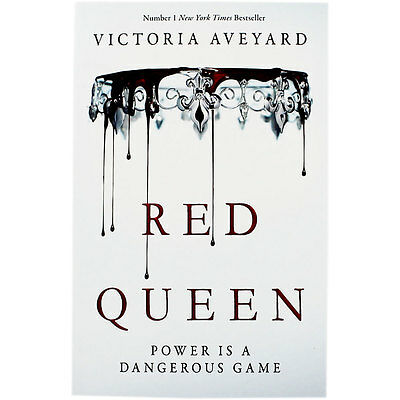Red Queen by Victoria Aveyard (Paperback), Fiction Books, Brand New