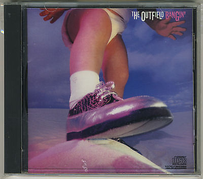 The Outfield - Bangin' - Rare Out-Of-Print 1987 Cd - Mint & Sealed