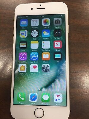 Apple iPhone 6 16GB Factory Unlocked GSM 4G LTE Smartphone Gold Used
