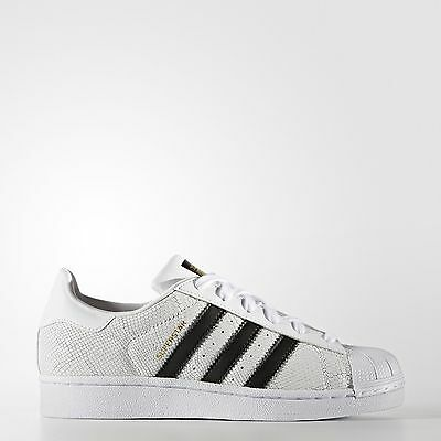 adidas Superstar Reptile Shoes Kids' White