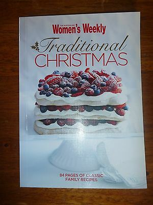 The Australian Womens Weekly Mini Cookbook - Traditional Christmas - As New