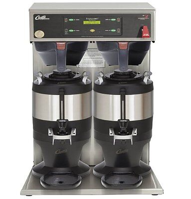 Wilbur Curtis G3 ThermoPro 1.5 Gallon Twin Coffee Brewer - Commercial