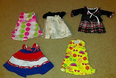 Lot of  doll clothes that fit American Girl Dolls
