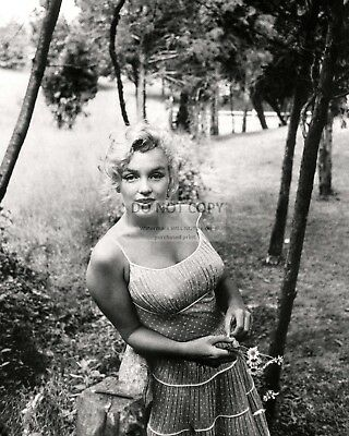 Marilyn Monroe Iconic Actress And Sex-Symbol - 8X10 Publicity Photo (Zz-682)