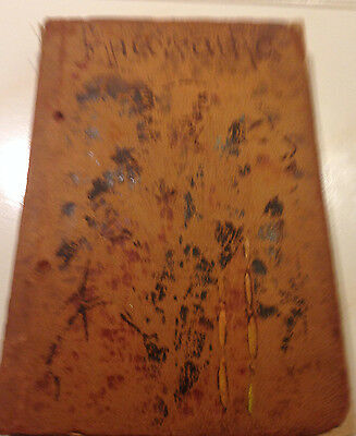THE SONG OF HIAWATHA by Henry Wadsworth Longfellow ANTIQUE Book