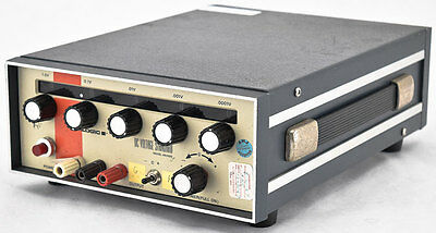 Analogic AN3100 Portable Benchtop Secondary DC Voltage Standard