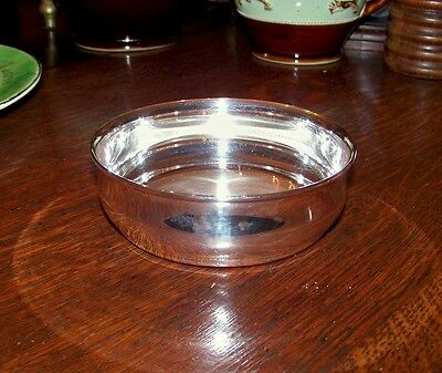 TIFFANY & Co. STERLING SILVER WINE COASTER