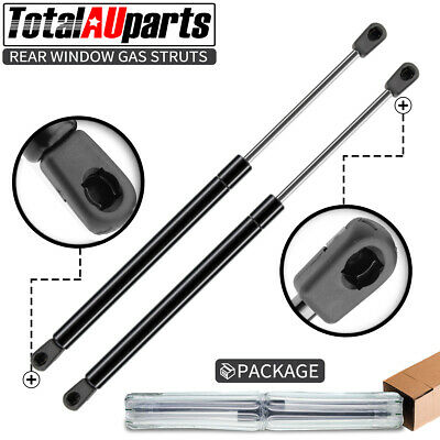 2x Rear Window Glass Gas Struts Springs for Jeep Grand Cherokee WH WK 2005-2010