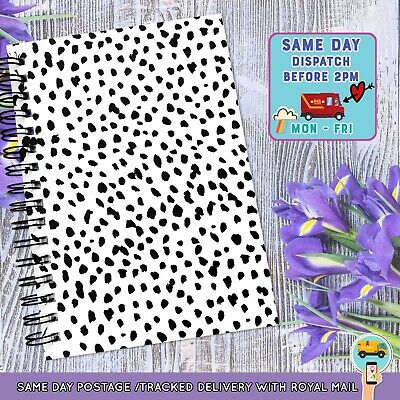 diet food diary slimming world compatible tracker journal note book log heart11