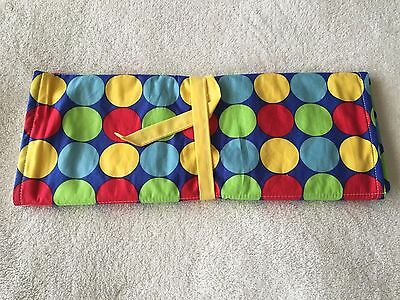 Hand Made - Baby Change Mat - Large Spots