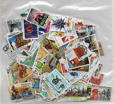 180  Australian Stamps  Used