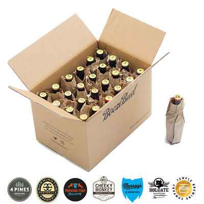 NEW Christmas in July Mixed Case of Australia's Best Craft Beer 25 beers x 330ml
