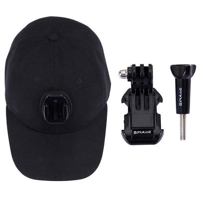 For GoPro Hero 5 Xiaoyi 4K Topi Baseball Cap Outdoor Sun Hat Camera Accessories