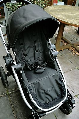 Baby jogger city select second seat kit in as new condition