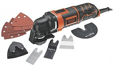 Multi-Oscillating Tool Cutter Scraper Power Tool Draper Oscillating 300 W NEW