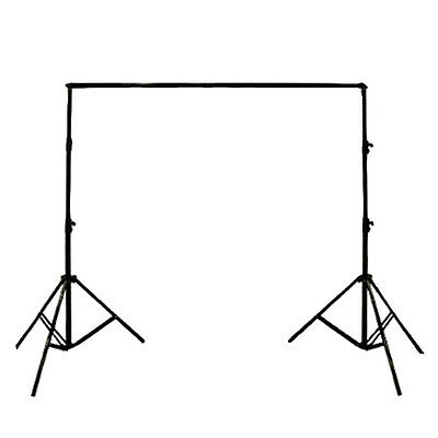 Professional Studio Background Stand Support Tripod 2 x 2 m Portable Handle Kits
