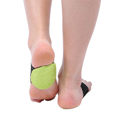 Foot Arch Support Cushion Sleeve Pain Relief for Flat Feet Or High Heel Shoes