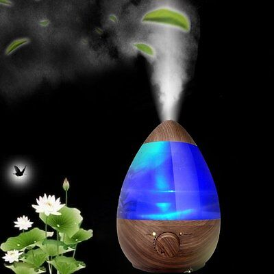 2.3L Electric Oil Essential Burner Aroma Diffuser Humidifier Air Purifier LED IN