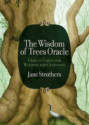 The Wisdom of Trees Oracle: Inspirational Cards for Wisdom and Guidance by Jane