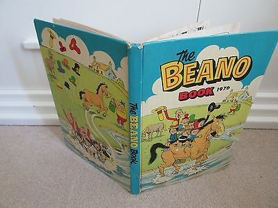 THE BEANO Book/Annual 1976-D.C THOMSON/DANDY-Unclipped -  Good Condition